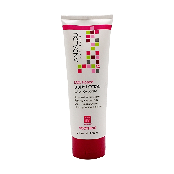 1000 Roses Soothing Body Lotion, 8 fl oz 1