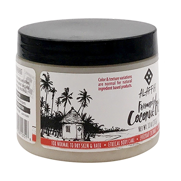 Pure African Coconut Oil For Hair & Skin, 11 oz 4
