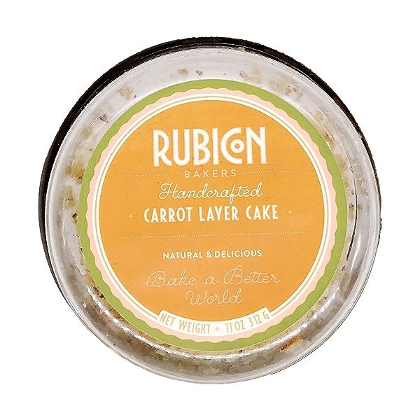 "Carrot Layer Cake 4"", 11 oz 1"