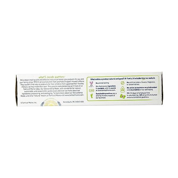 Tom's Clean Mint Luminous White Toothpaste, 4 oz 4