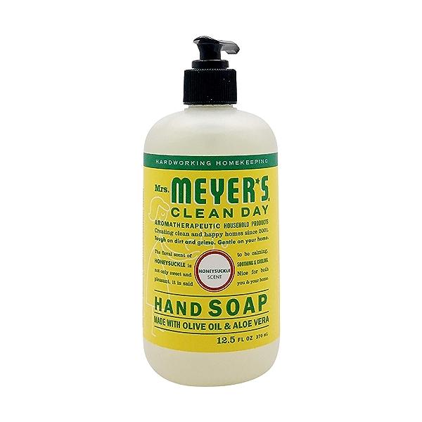 Honeysuckle Liquid Hand Soap, 12.5 fl oz 1