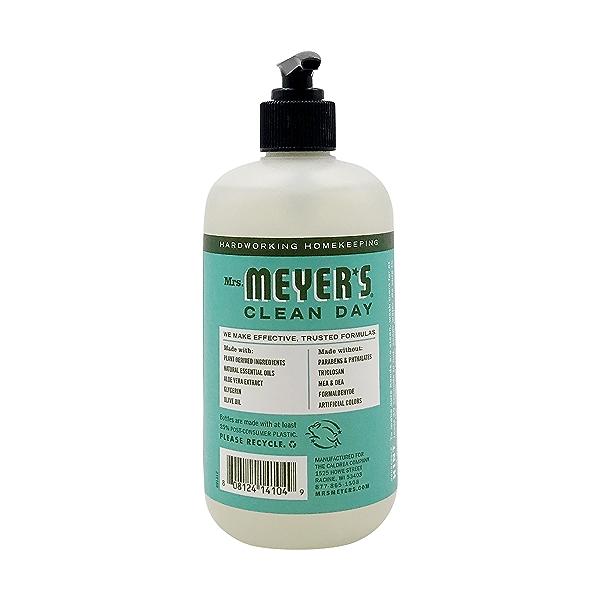 Basil Liquid Hand Soap, 12.5 fl oz 2