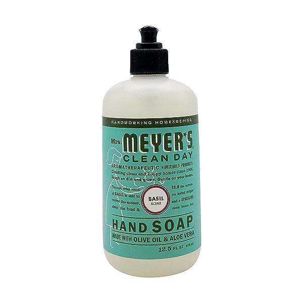 Basil Liquid Hand Soap, 12.5 fl oz 1