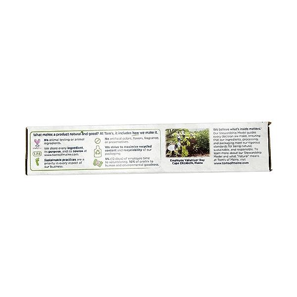Peppermint Tartar Control Whitening Toothpaste, 5.5 oz 4