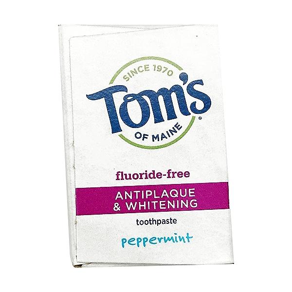 Peppermint Tartar Control Whitening Toothpaste, 5.5 oz 5