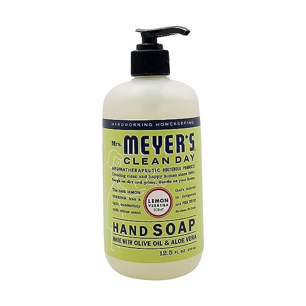 Lemon Verbena Liquid Hand Soap, 12.5 fl oz 1