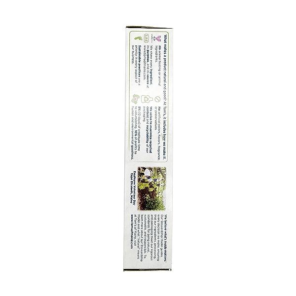Fennel Whitening Anti Plaque Toothpaste, 5.5 oz 4