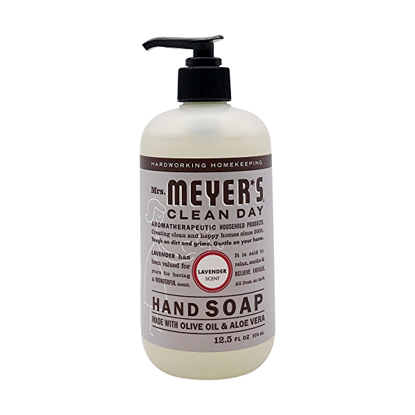 Lavender Liquid Hand Soap, 12.5 fl oz 1