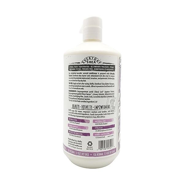 Lavender Moisturizing Conditioner, 32 fl oz 2