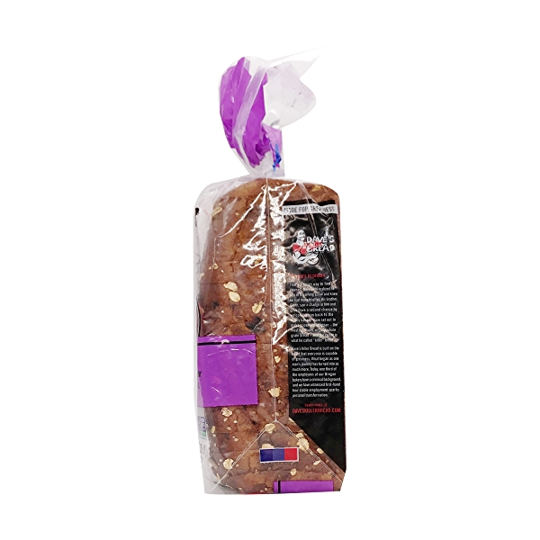 Organic Raisin The Roof Bread, 18 oz 2