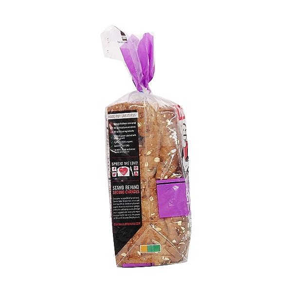 Organic Raisin The Roof Bread, 18 oz 4