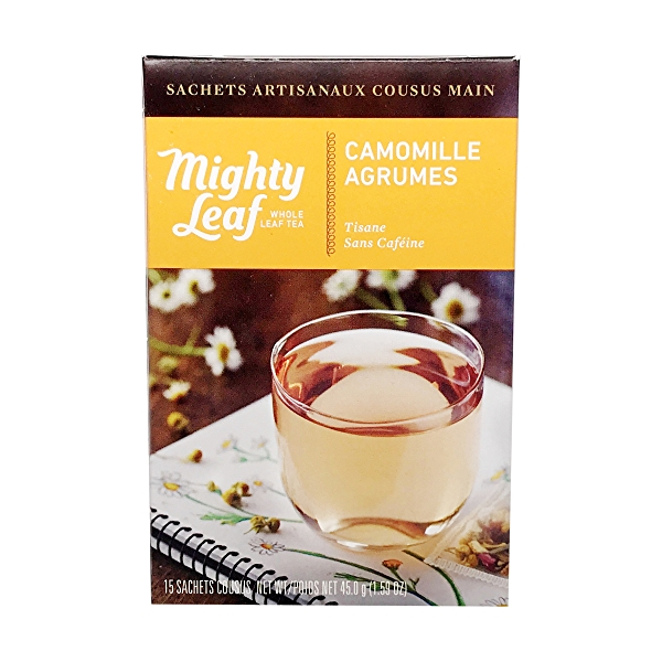 Chamomile Citrus Herbal Tea, 1.59 oz 3