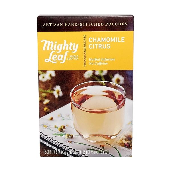 Chamomile Citrus Herbal Tea, 1.59 oz 1
