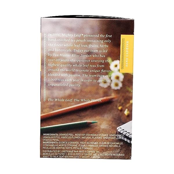 Chamomile Citrus Herbal Tea, 1.59 oz 2