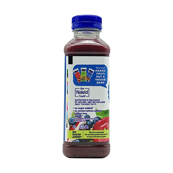 100% Juice Boosted Smoothie, 15.2 fl oz 4