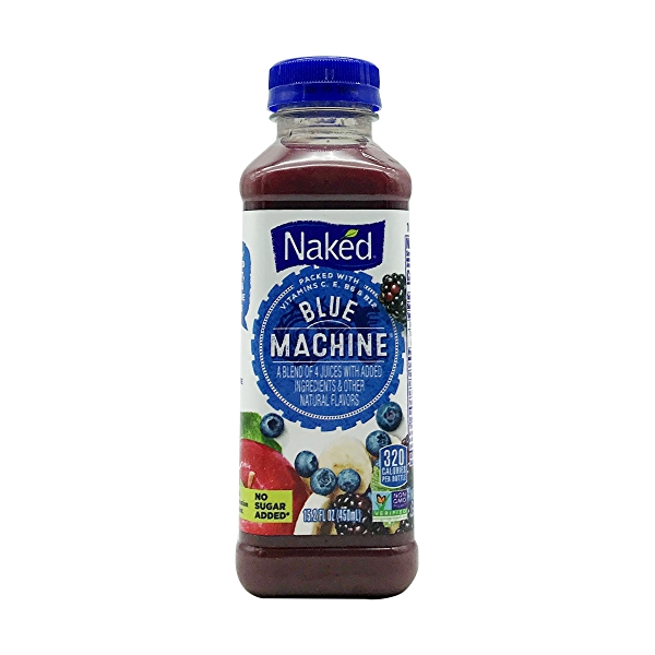 100% Juice Boosted Smoothie, 15.2 fl oz 1