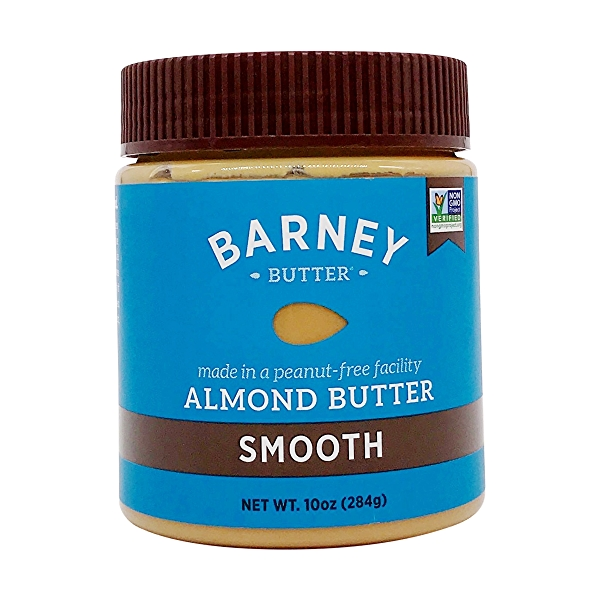 Smooth Almond Butter, 10 oz 1
