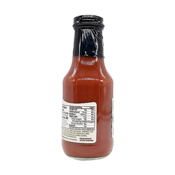 Sugar Free Honey Mustard BBQ Sauce 5
