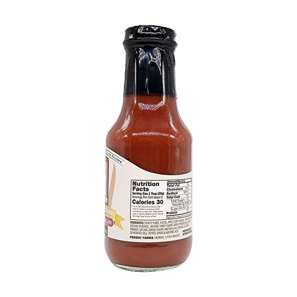 Sugar Free Honey Mustard BBQ Sauce 4