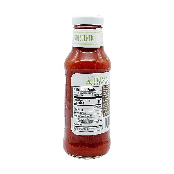 Organic Unsweetened Ketchup, 11.3 oz 2