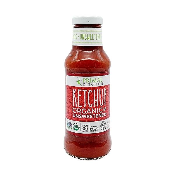 Organic Unsweetened Ketchup, 11.3 oz 1