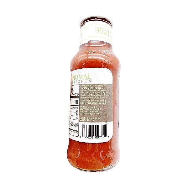 Organic Unsweetened Ketchup, 11.3 oz 5