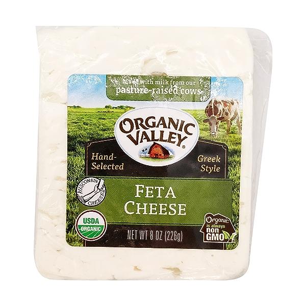Feta Cheese, 8 oz 1