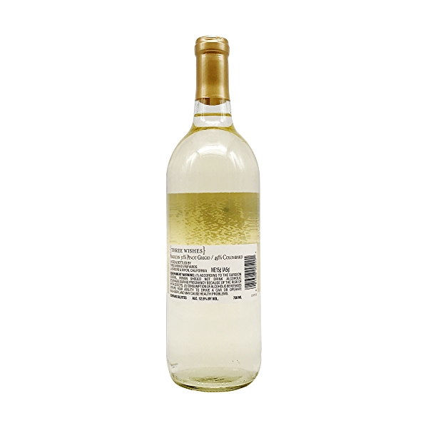 Colombard Pinot Grigio Blend, 750 ml 2