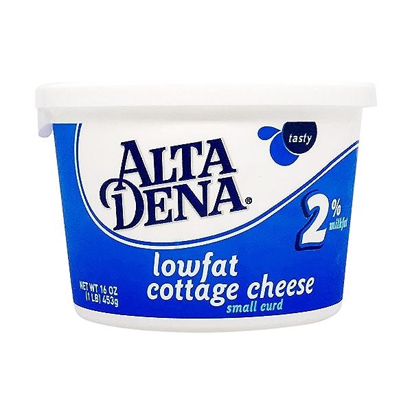 2% Milkfat Cottage Cheese, 16 oz 1