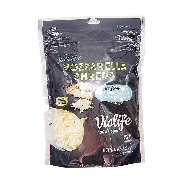 Just Like Mozzarella Shreds 1