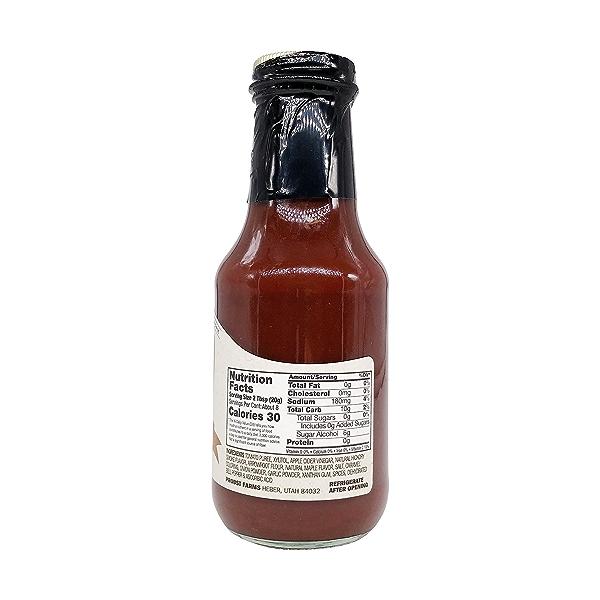 Bbq Sauce Hckry Mple Sugarfree 2