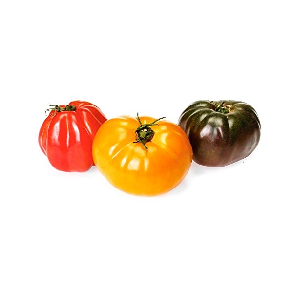 Organic Heirloom Tomatoes 1