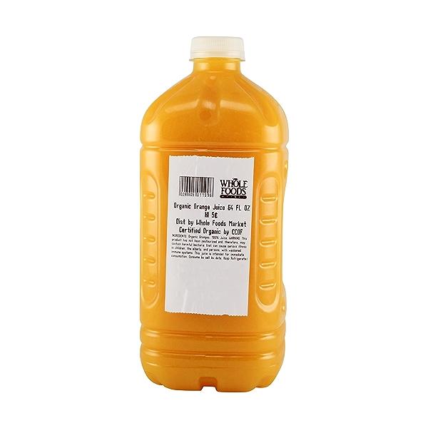 Organic Orange Juice, 64 oz 2