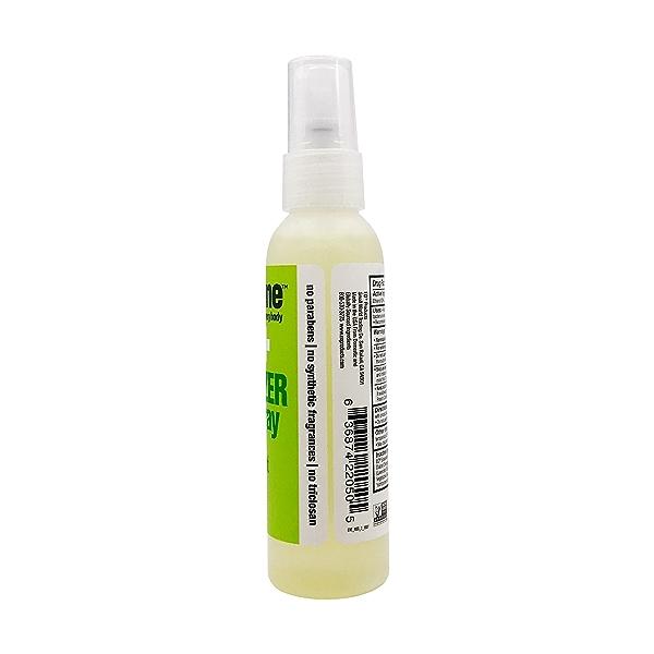 Peppermint & Citrus Hand Sanitizer Spray, 2 fl oz 2
