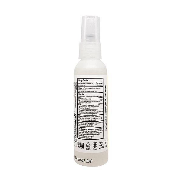 Coconut Lemon Hand Sanitizer Spray, 2 fl oz 3