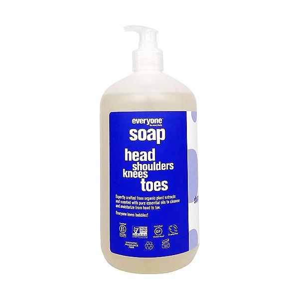 Lavender Lullaby Kids Soap, 32 fl oz 3
