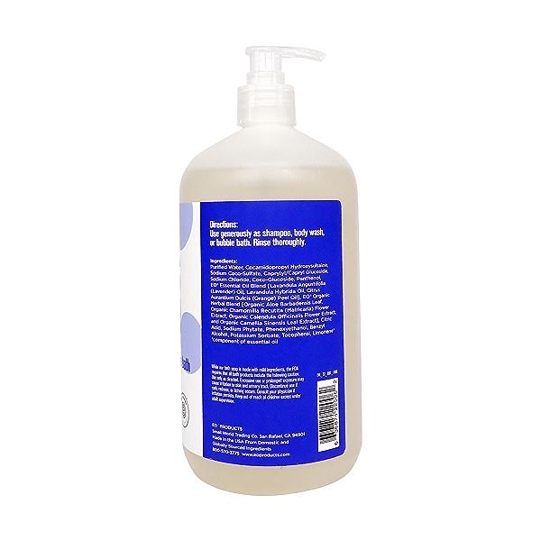 Lavender Lullaby Kids Soap, 32 fl oz 2
