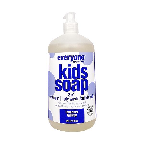 Lavender Lullaby Kids Soap, 32 fl oz 1