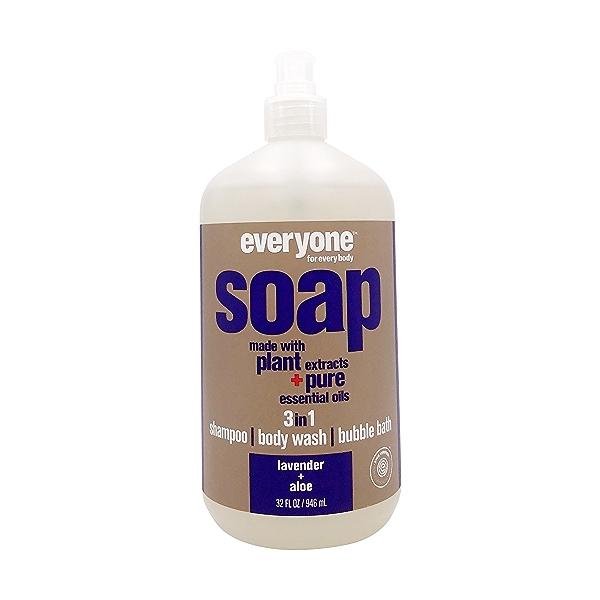 Lavender Liquid Soap, 32 fl oz 1