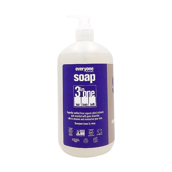 Lavender Liquid Soap, 32 fl oz 3