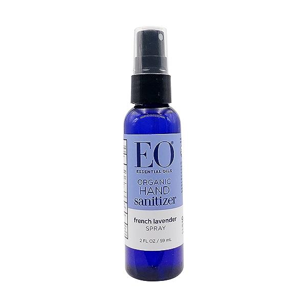 Organic Lavender Echinacea Hand Sanitizing Spray, 2 fl oz 1