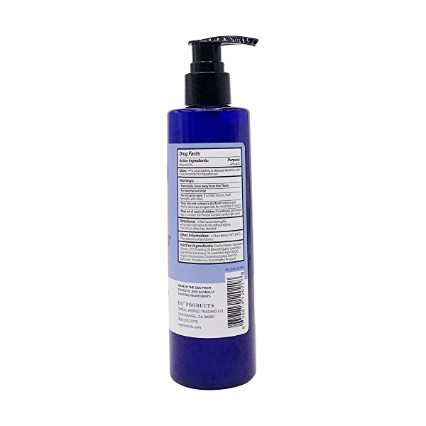 Hand Sanitizer, 8 fl oz 2