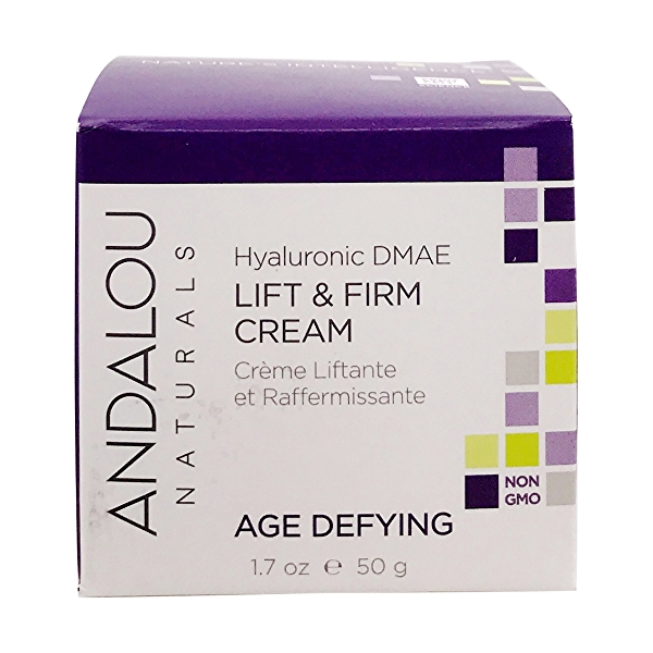 Hyaluronic Dmae Lift & Firm Cream, 1 each 1