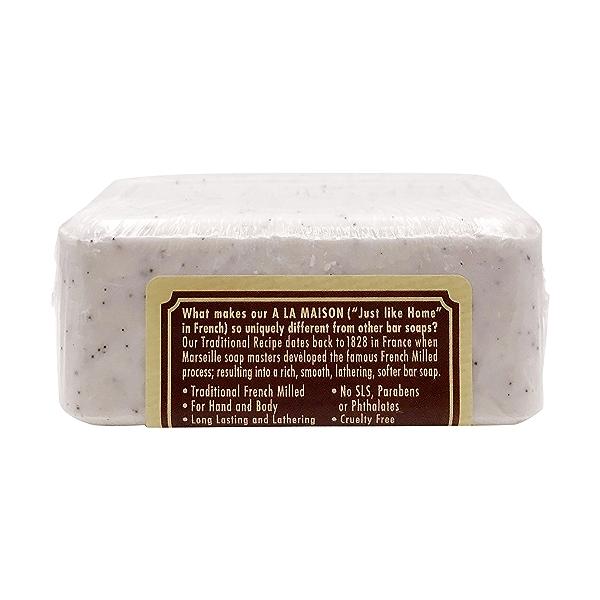 Coconut Charcoal Bar Soap, 8.8 oz 3
