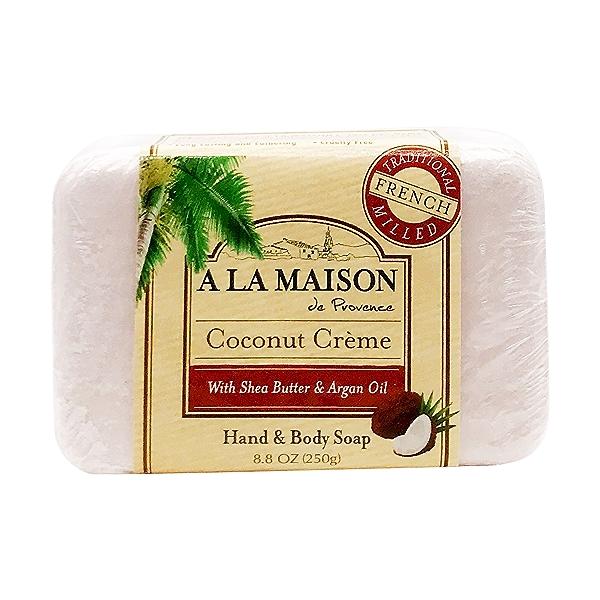 Coconut Creme Soap Bar, 8.8 oz 1