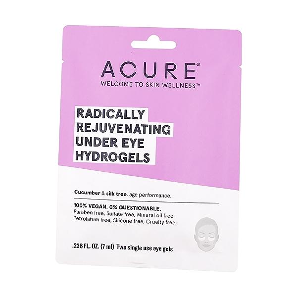 Rejuvenating Under Eye Hydrogel Mask, 0.236 fl oz 1