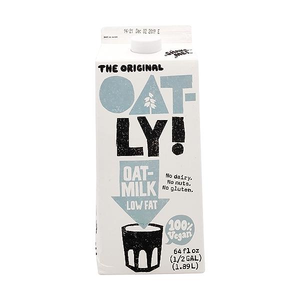 Low Fat Oatmilk, 64 fl oz 1