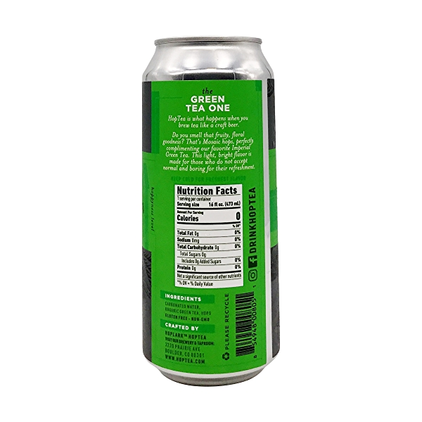 The Green Tea One Sparkling Hoptea, 16 fl oz 2