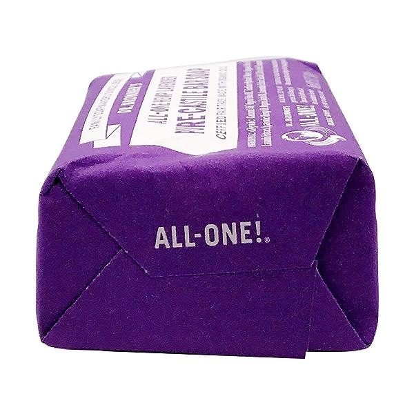 Fairtrade Hemp Lavender Soap Bar, 5 oz 3