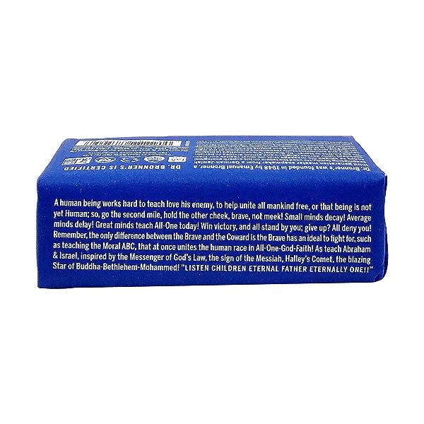 Fairtrade Hemp Peppermint Soap Bar, 5 oz 3
